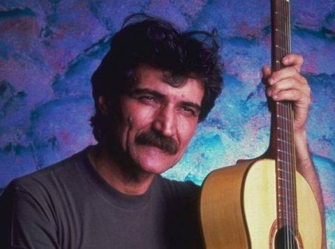 O cantor e compositor Belchior. (Foto: AG)