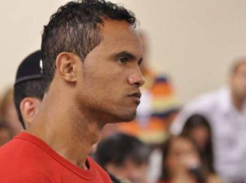 Goleiro Bruno terá de voltar para a prisão (Foto: Reprodução)