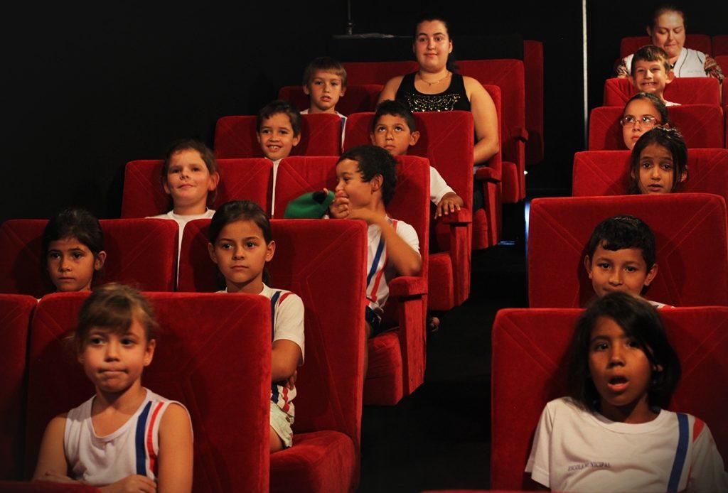 Projeto Cinemóvel Carrefour passará por oito Estados (Foto: Divulgação)