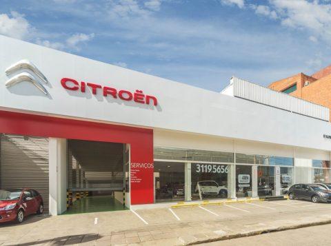 A Citroën Le Monde Porto Alegre terá serviços completos, como showroom de carros novos, amplo estoque de peças e ampla área para prestação de serviços de assistência técnica (Foto: Divulgação)