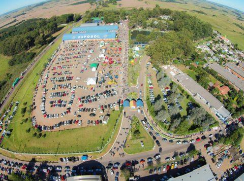 Exposol 2017 é também a maior feira multissetorial do RS. (Foto: Divulgação)