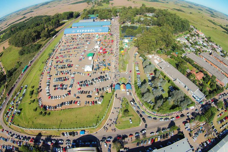 Exposol 2017 é também a maior feira multissetorial do RS (Foto: Divulgação)