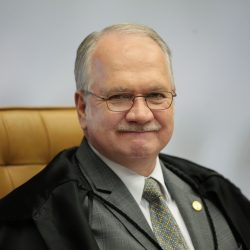 Ministro Edson Fachin. (Foto: Rosinei Coutinho/SCO/STF)