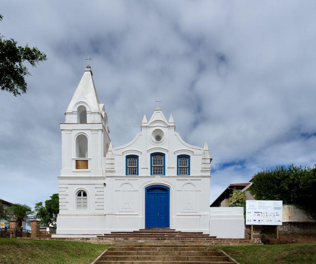 Após sete anos de obras, a Igreja será entregue à comunidade neste sábado (Foto: Divulgação)