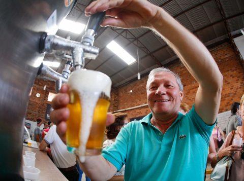 Tour Cervejeiro  (Foto: Cesar Lopes/PMPA)