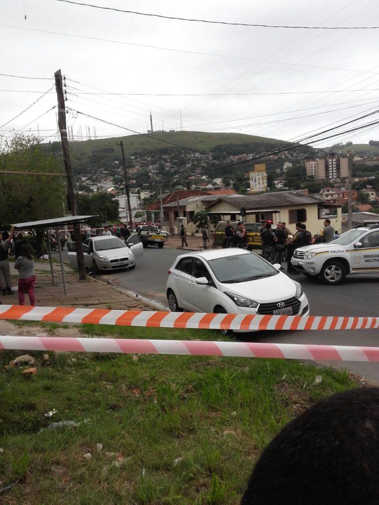 Disputa entre facções ocorreu na rua João do Rio, na Vila Maria da Conceição (Foto: Divulgação)