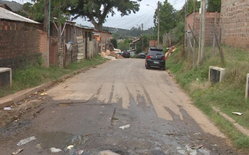 Local do crime (Foto: Reprodução)