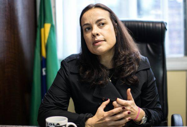 Juliana Brizola é ocupante de uma das sete cadeiras do PDT na Assembleia gaúcha. (Foto: Reprodução)