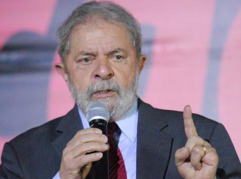"""Lula vem mostrando estar pronto para a """"briga"""" para ser candidato em 2018 (Foto: Reprodução)"""