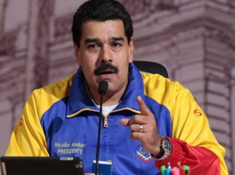 O presidente Nicolás Maduro tenta reprimir protestos. (Foto: Reprodução)