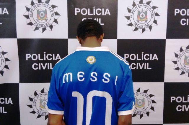 Prisão ocorreu na sexta-feira (Foto: Polícia Civil/Divulgação)