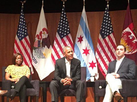 Obama quer incentivar a participação política de uma nova geração de ativistas. (Foto: Reprodução)
