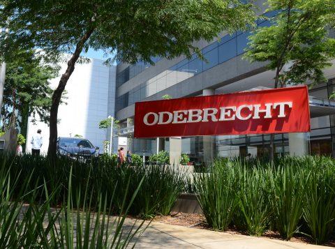 Fachada da construtora Odebrecht em São Paulo (Foto: EBC)