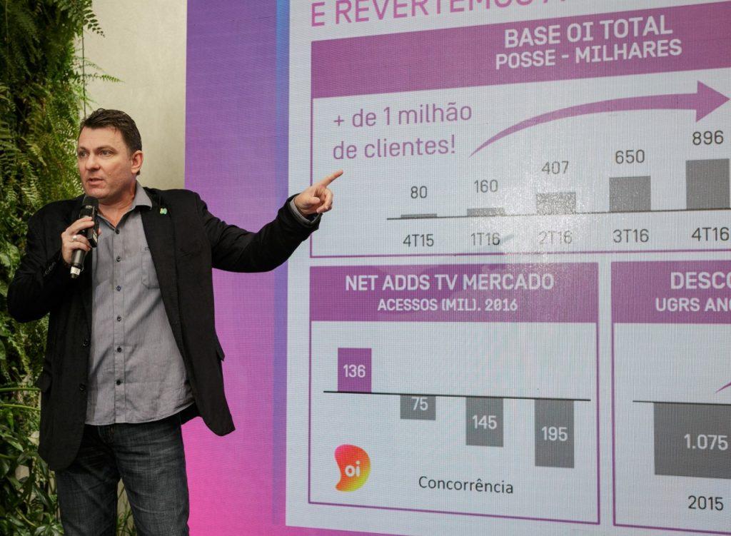 Bernardo Winik, diretor de Varejo da Oi (Foto: Divulgação)
