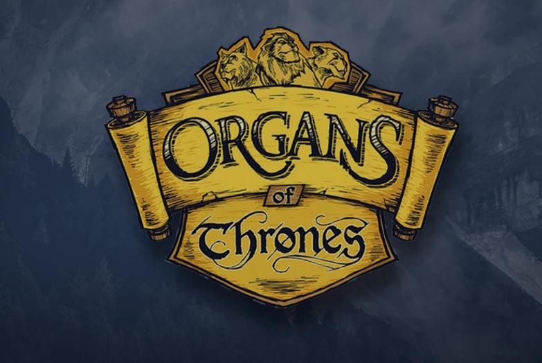 Para estimular a doação de órgãos, o festival medieval Organs of Thrones acontecerá no próximo sábado (Foto: Divulgação)