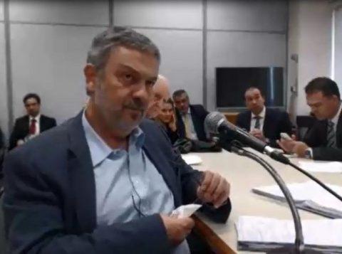 O ex-ministro Antonio Palocci. (Foto: Reprodução)