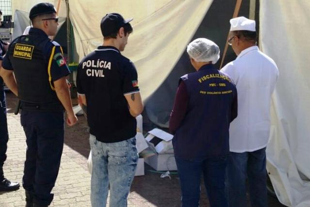 Detido tem antecedentes criminais, segundo a polícia (Foto: polícia Civil/Divulgação)