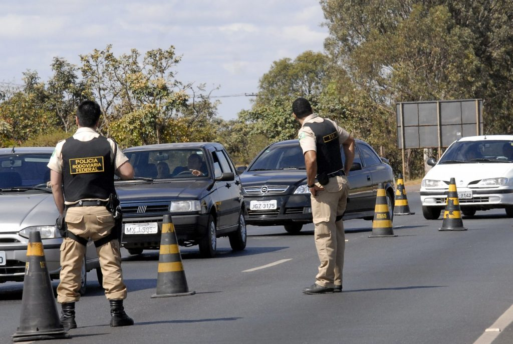 Operação será conduzida pela Polícia Rodoviária Federal (Foto: Reprodução)