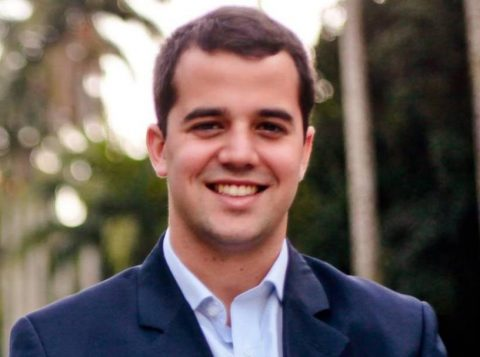 Marco Antônio é deputado federal pelo PMDB. (Foto: Reprodução)