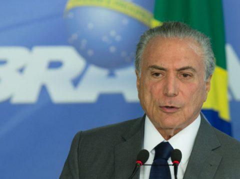 Em São Paulo, ele defendeu reformas idealizadas pelo seu governo. (Foto: Lula Marques/AGPT)