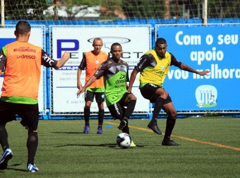 Clube quer fazer história na competição. (Foto: Divulgação/ECNH)