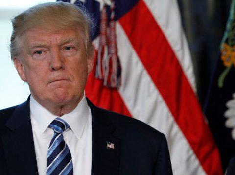 Sem apoio, o presidente dos Estados Unidos, Donald Trump, precisou mudar de estratégia (Foto: Reprodução)