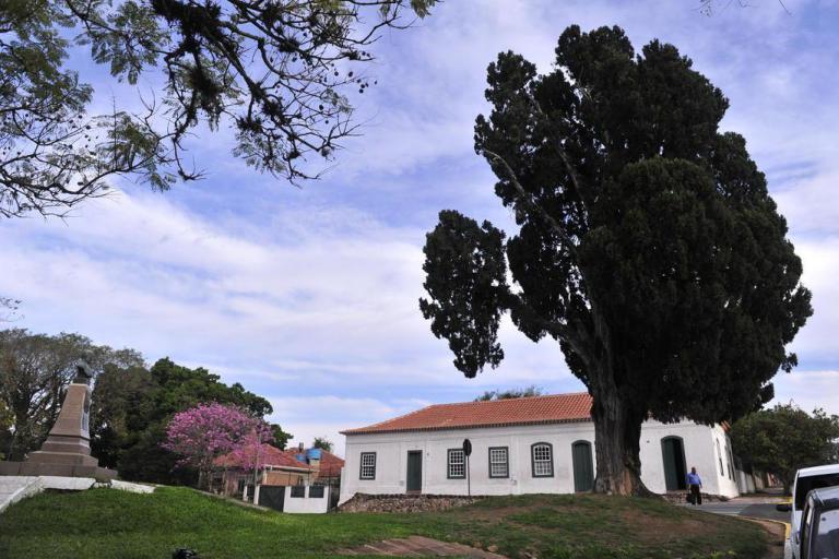 Casa de Gomes Jardim (Foto: Divulgação/PMG)