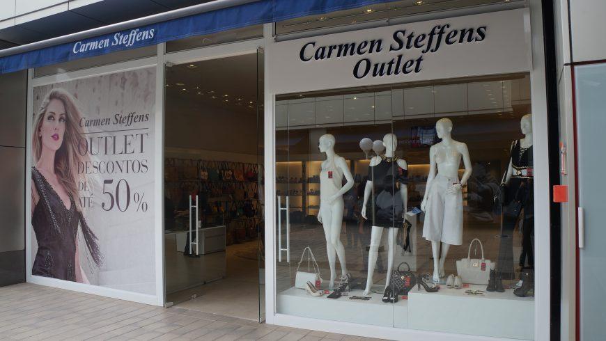 bf5492a06 Carmen Steffens amplia seu espaço em Novo Hamburgo no I Fashion Outlet