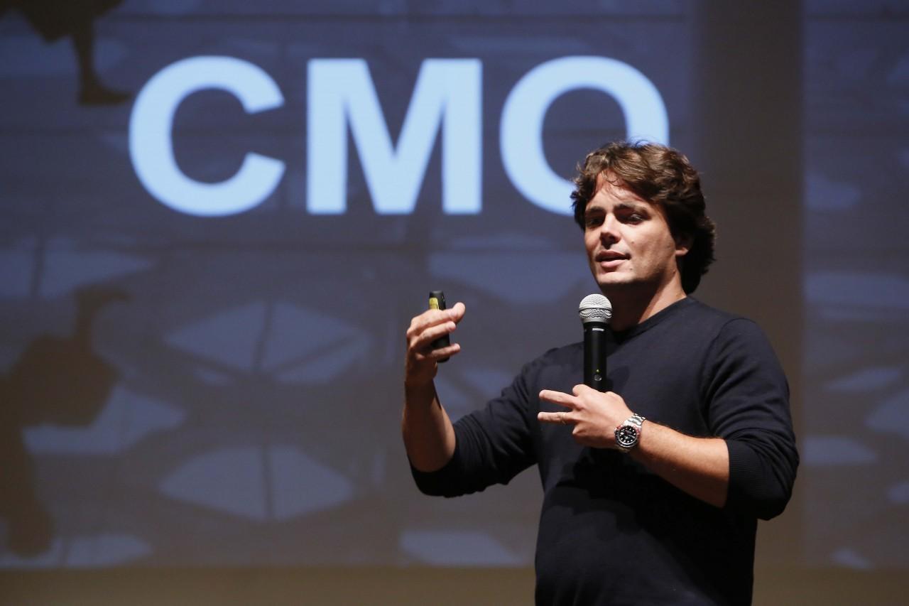 CSO da Accenture Digital Leo Cid Ferreira. (Foto: João Mattos)