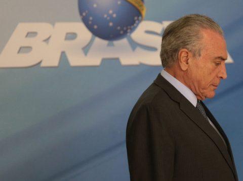 Resultado de imagem para Base aliada de Michel Temer já prepara um plano para a sucessão do presidente