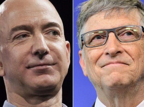 Bill Gates ultrapassa Jeff Bezos e volta a ser a pessoa mais rica do mundo