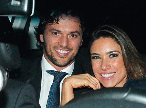 Resultado de imagem para Deputado Fábio Faria e a mulher, Patrícia Abravanel, tentam anular parte da delação