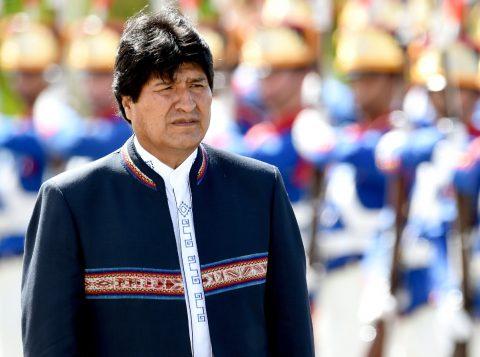 Evo Morales diz que a direita tenta dar um golpe de Estado na Bolívia ao não reconhecer sua vitória