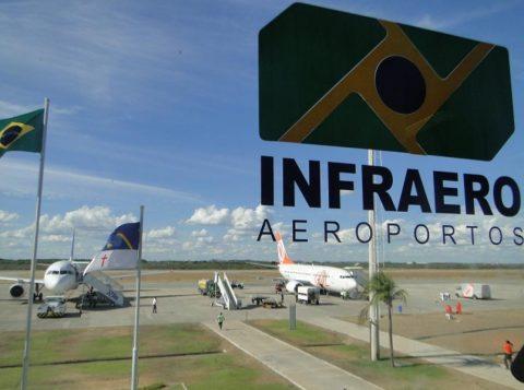 Bolsonaro sancionou a lei para criar uma empresa estatal de serviços de navegação aérea