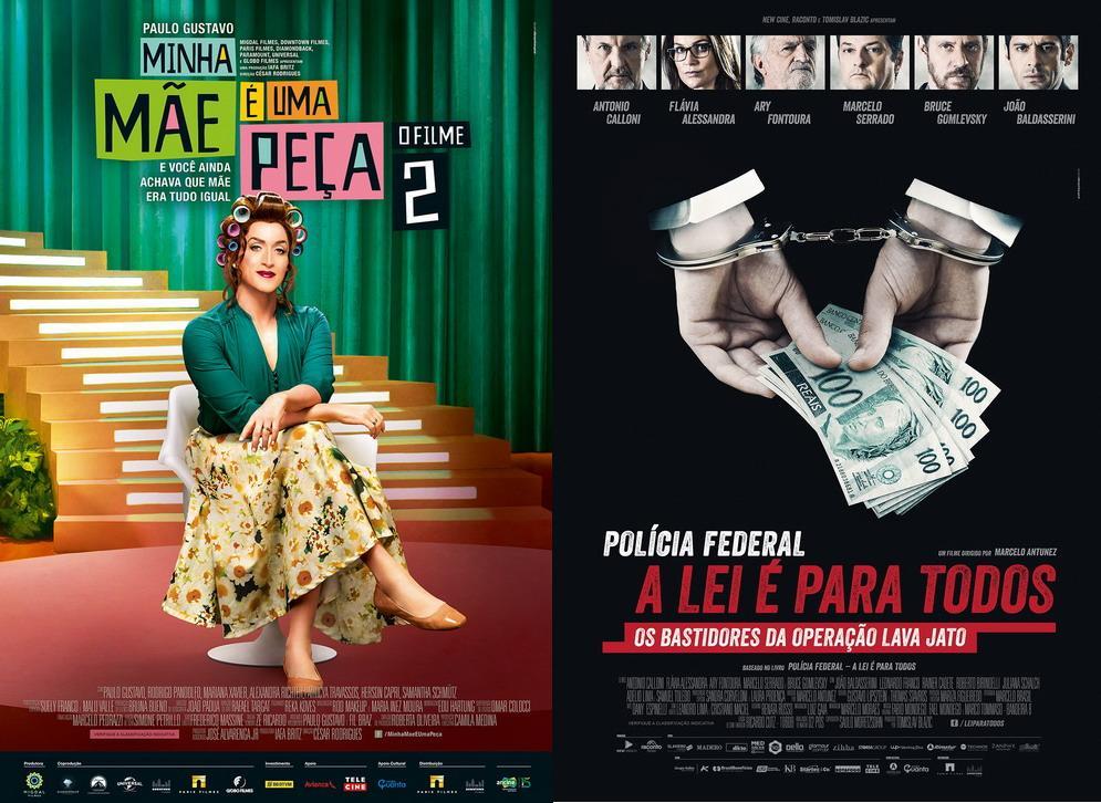 2ee6157ac9315 Uma rede de cinemas exibirá 32 filmes nacionais com ingressos a 4 reais em  todo o Brasil
