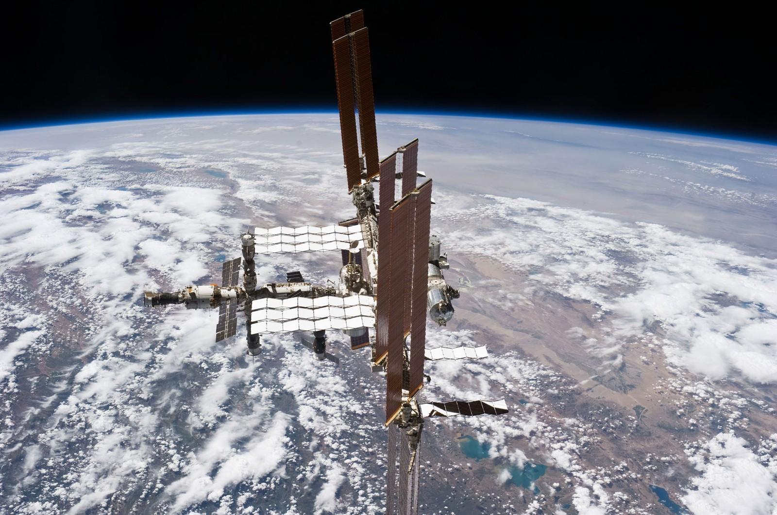 a8904ae5906 Um astronauta compartilhou um vídeo espetacular de sua caminhada espacial