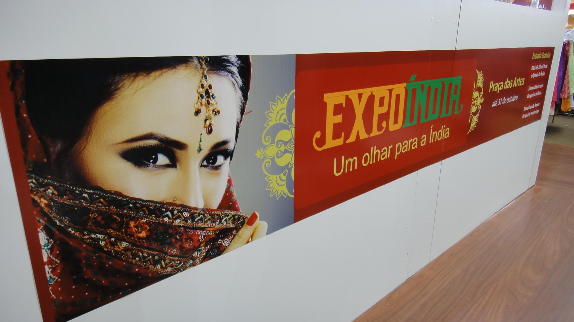 58665239660f3 Feira Expo Índia está de volta a Porto Alegre para sua terceira edição. Com  peças exclusivas a cultura indiana invade o Shopping Praia de Belas