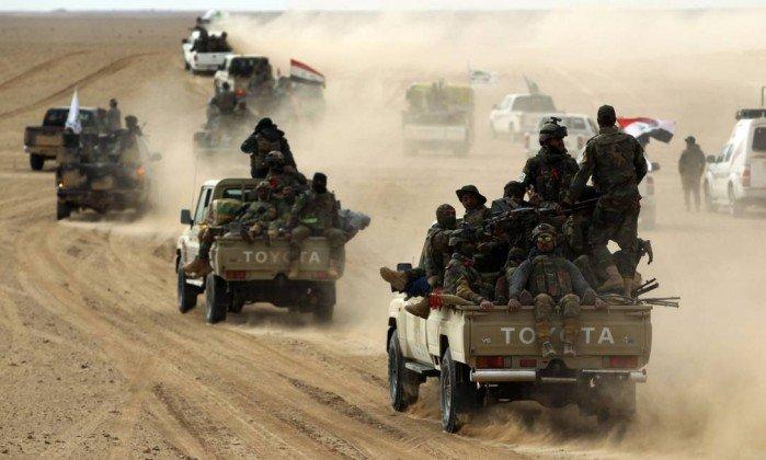 """cbda5d0ea O Iraque anunciou que está """"totalmente livre"""" do grupo terrorista Estado  Islâmico"""