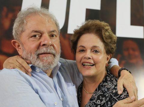 """O Ministério Público Federal pediu a absolvição sumária de Lula e Dilma no processo chamado """"quadrilhão do PT"""""""