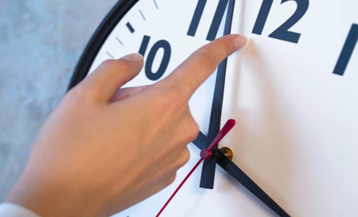 64aec1b7b97 O horário de verão será menor  a mudança no relógio só vai começar depois  das eleições