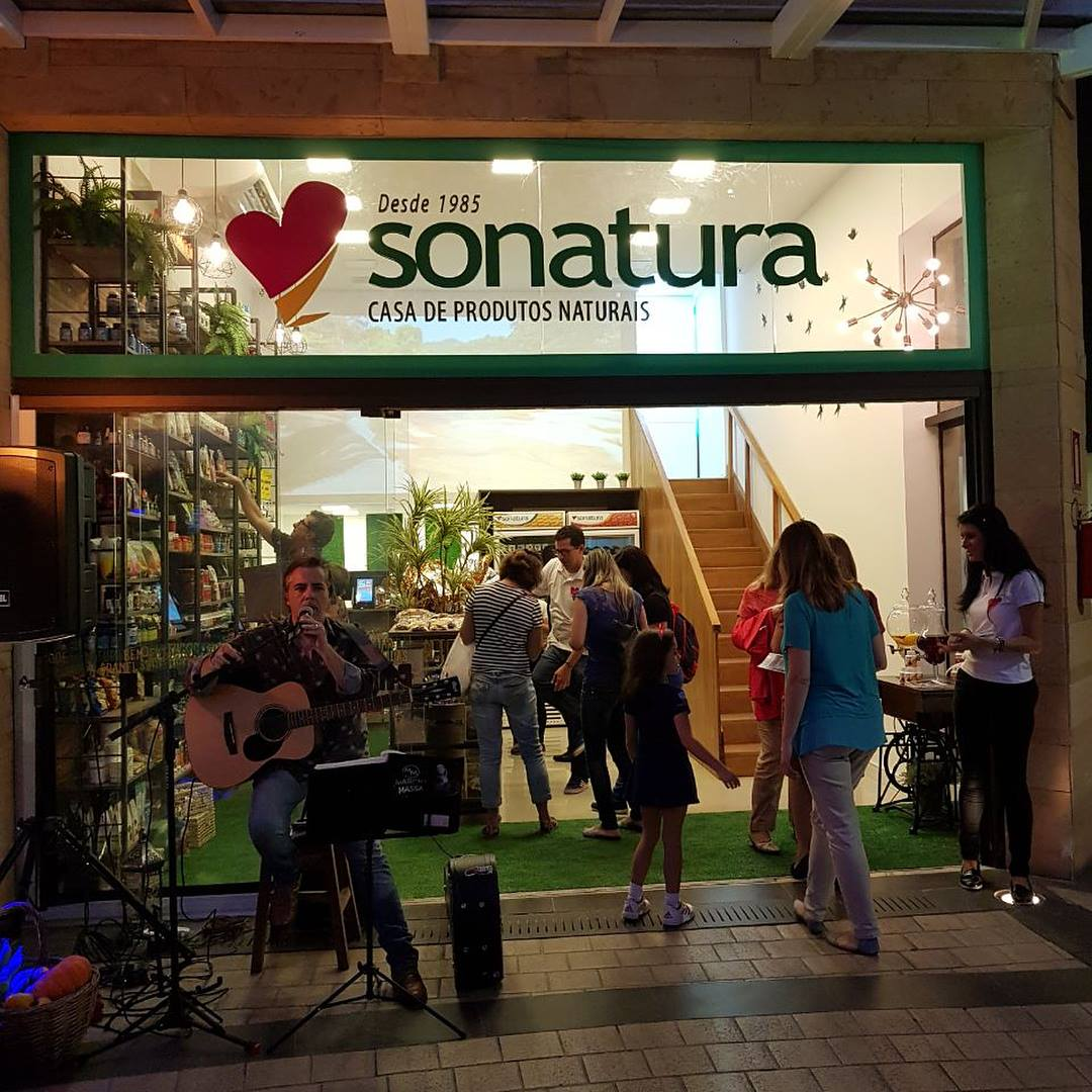 Aparador Blanco Barato ~ Sonatura abre nova loja na Zona Sul de Porto Alegre Jornal O Sul
