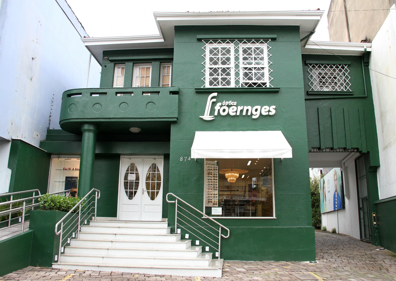 Óptica Foernges comemora seus 123 anos de atividades e muitas conquistas 8a7a2dc783