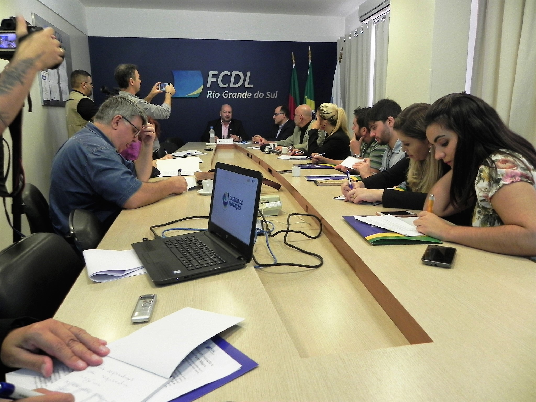 Spc brasil e fcdl rs lançam projeto de inovação tecnológica a fim