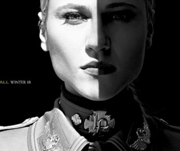 cd6b74b88d1ad Uma marca brasileira foi acusada de apologia ao nazismo. Roupas trazem  elementos militares usados durante o Terceiro Reich