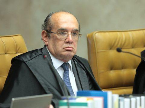 O ministro do Supremo Gilmar Mendes disse se irritar mais com a imprensa do que com as reclamações das pessoas nas ruas