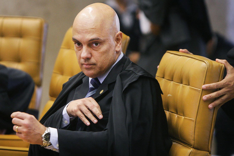 Resultado de imagem para O ministro Alexandre de Moraes
