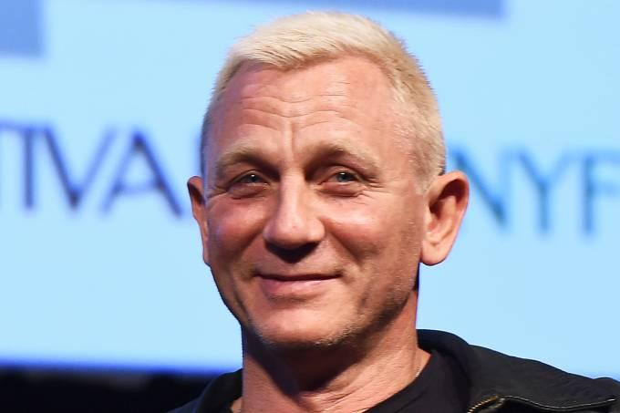 O ator Daniel Craig lidera a lista com os maiores salários de Hollywood - Jornal O Sul