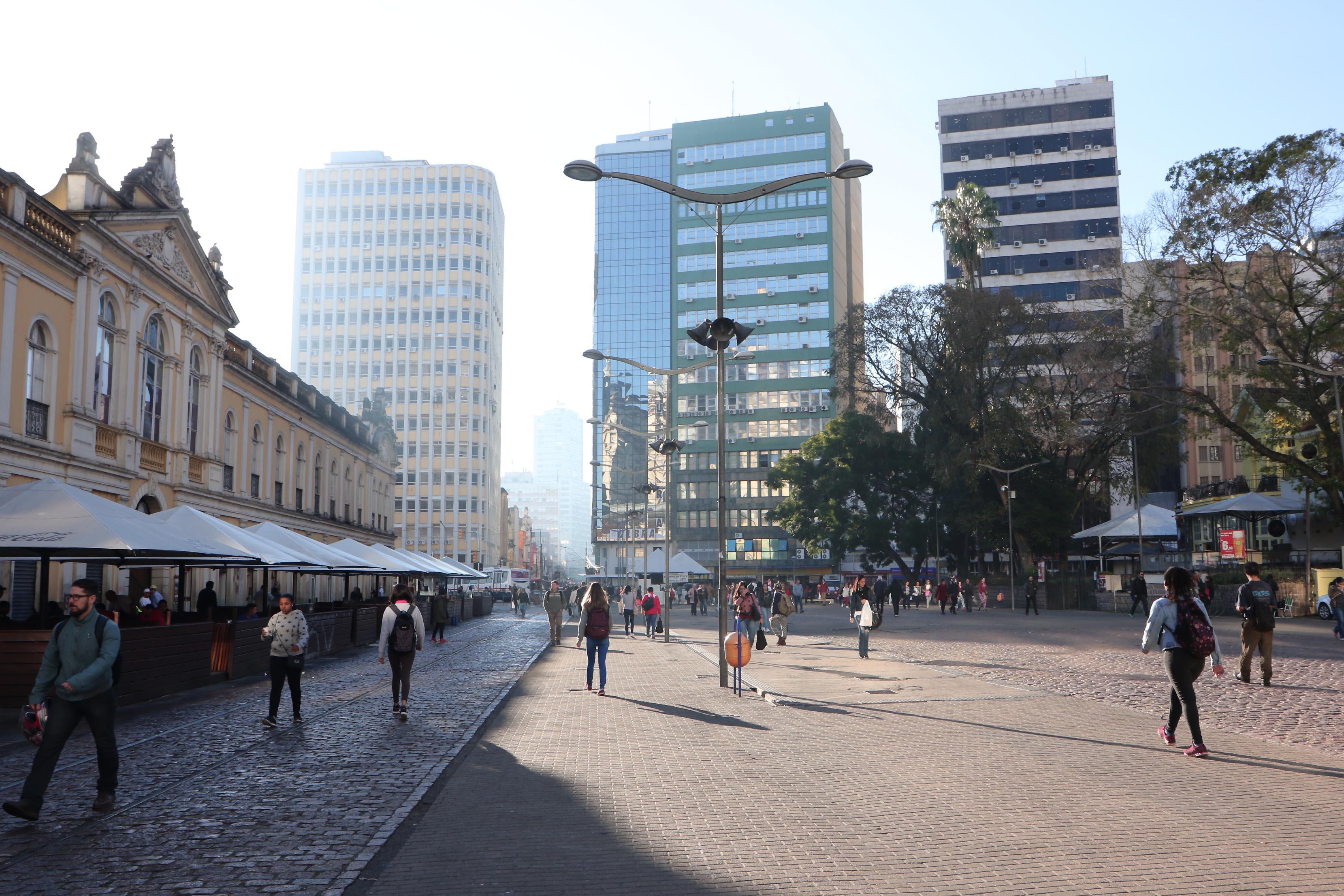 33e124d795ffc A semana começa com sol e temperaturas mais altas em Porto Alegre ...