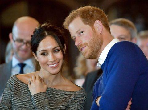 Mesmo casada com o príncipe Harry, Meghan Markle espera por sua cidadania britânica há dois anos