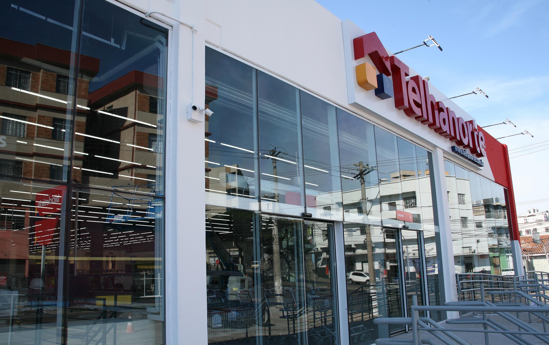 f89305b1a Telhanorte inaugura loja em Belo Horizonte e amplia presença no Estado